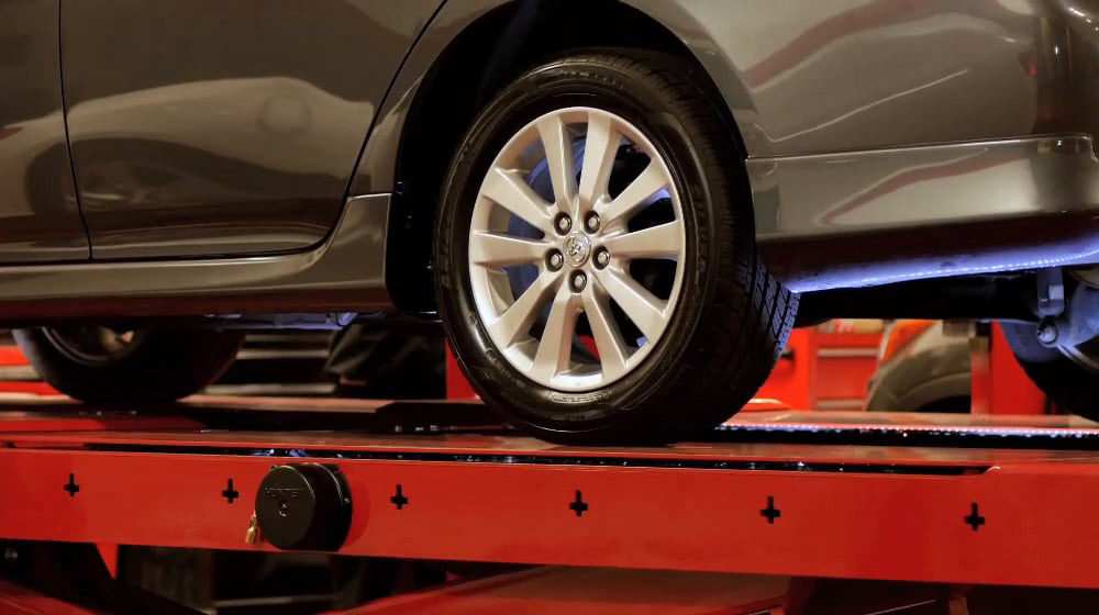 wheel alignment   finding reputable service  aligning wheels